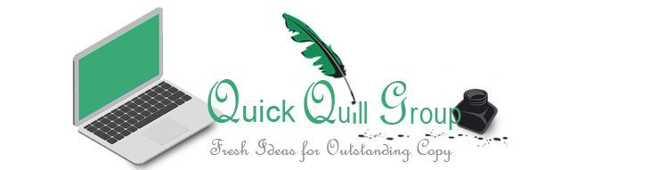 Copywriting | Web Content – QuickQuill Group